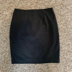 Dark gray Forever21 pencil skirt, size S